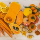 Диетологи: Овощи и фрукты оранжевого цвета являются самыми полезными