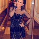 Ани Лорак появилась на публике в откровенном наряде