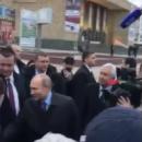 «Не нужен ты нам!» В Дагестане школьники освистали Путина на митинге: опубликовано видео