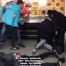 Опубликованы кадры погрома в киевском супермаркете (видео)