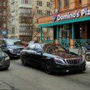 В Киеве появился самый быстрый седан - Brabus Rocket 900