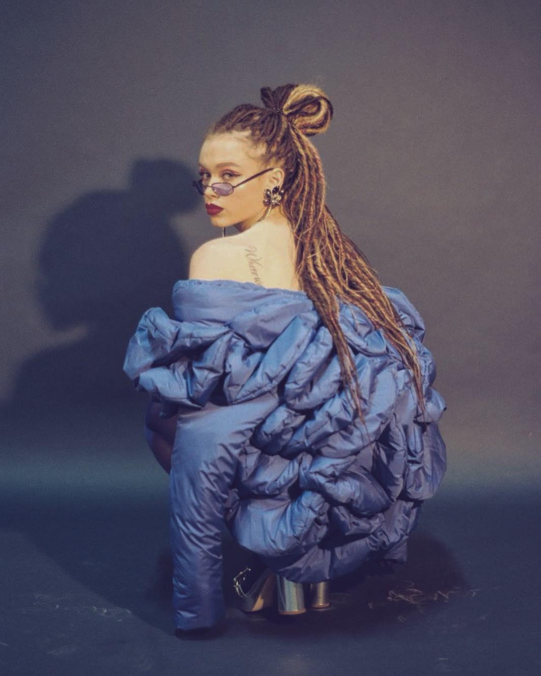 Мария Яремчук похвасталась стильным образом