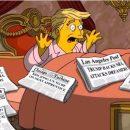 В Симпсонах высмеяли фобии Трампа (видео)