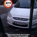 В Киеве «герой парковки» перекрыл вход в школу