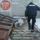 В Киеве на стройке разбился молодой парень (фото)