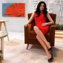 Украинская телеведущая восхитила публику своим внешним видом