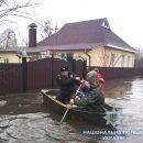 В Украину пришла большая вода: затоплены областные центры