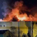 Появились новые шокирующие кадры первых минут пожара в ТЦ «Зимняя вишня» (видео)