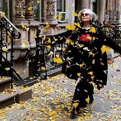 63-летняя жительница Нью-Йорка покорила Instagram своим стилем (фото)