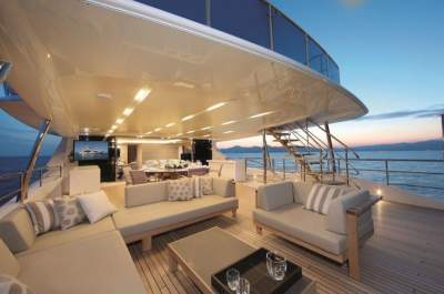 Эта яхта стоит почти пять миллиардов долларов (фото)