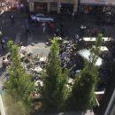 Грузовик въехал в толпу в Германии, есть погибшие