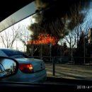 Отголоски Кемерово: кадры очередного масштабного пожара в России (видео)