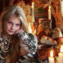 Красота украинок в необычном фотопроекте (фото)