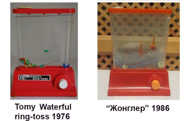 Популярные советские игрушки, оказавшиеся копией зарубежных (фото)