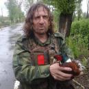 «Рембо на пенсии»: соцсети потешаются над фото боевика «ЛНР»