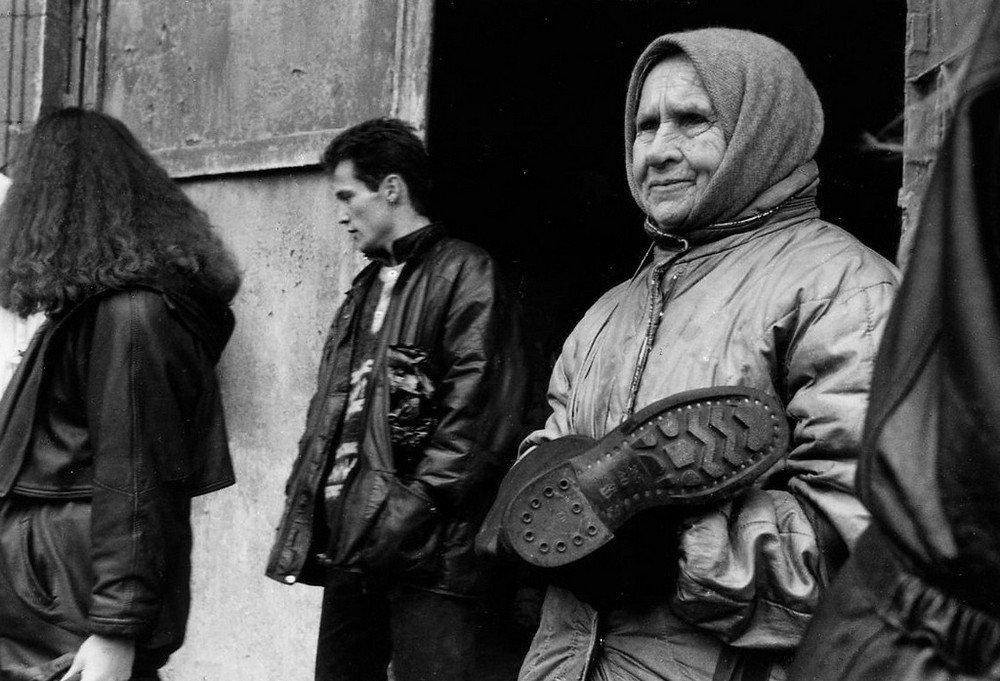 Показали впечатляющие фото Киева последних дней СССР (фото)