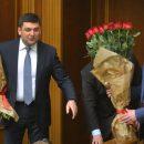 Осторожный союз: Какую партию могут создать Гройсман и Парубий