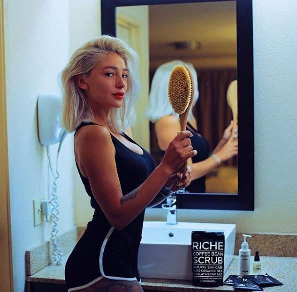 Ведущая «Орла и Решки» сделала пикантное фото в ванной