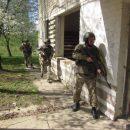 «У врага шансов нет» — показали военные учения ВСУ (фото)