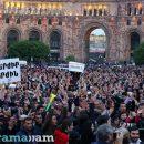 Бархатная революция в Армении в развитии: следующее слово – за Россией