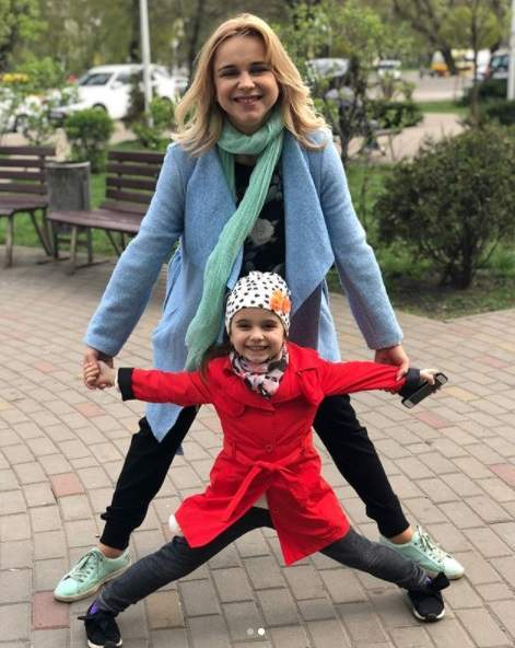 Лилия Ребрик показала фотографию с маленькой дочерью