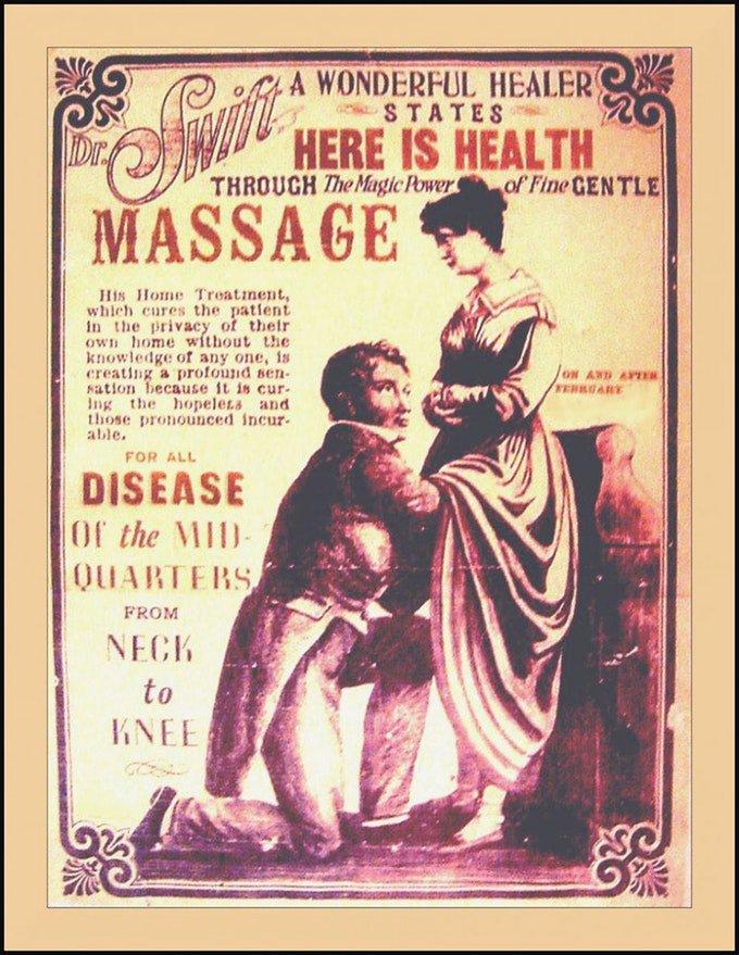 Так лечили женскую истерию: показали сексуальные игрушки 19 века (фото)