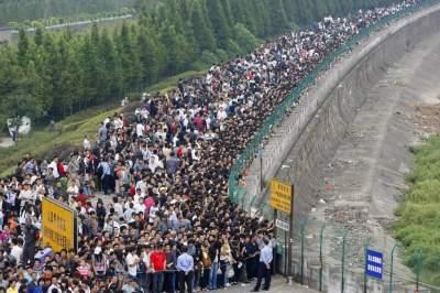 В тесноте да не в обиде: весь Китай в потрясающих работах фотографов (фото)