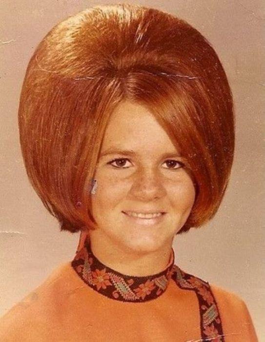 Вы будете смеяться: модные женские прически шестидесятых годов (фото)