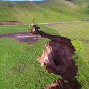 Удивительное рядом: 200-метровая трещина появилась в Новой Зеландии за одну ночь