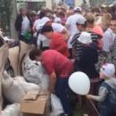 «Народ сдурел»: россияне устроили давку из-за бесплатной картошки