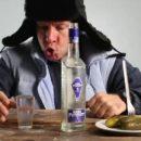 Для британцев выпустили инструкцию, как правильно пить vodka в России