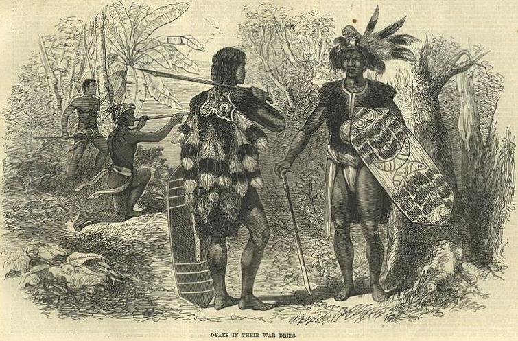 Самые агрессивные племена планеты, с которыми лучше не встречаться туристам (фото)