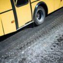 В Дебальцево взорвался автобус: есть жертвы