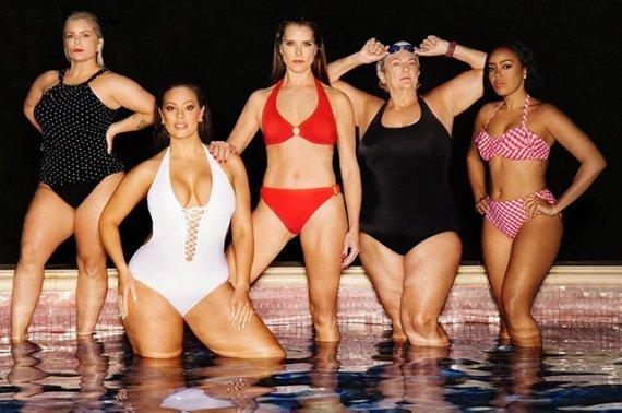 52-летняя Брук Шилдс снялась в рекламе бикини