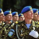 В Украине переименовали ВДВ