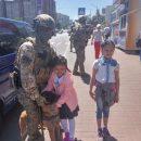 Сеть поразили фото спецназовцев, которые охраняют порядок в Киеве