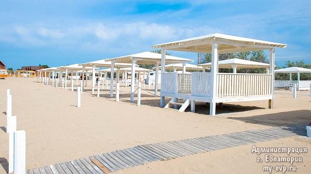 Просят больше мостов: В сети показали свежие фото пустующих пляжей в Крыму