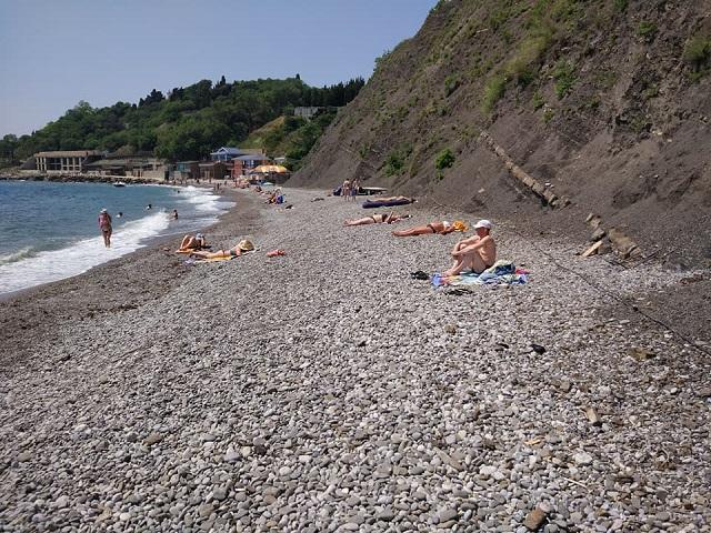 Завидуйте: В сети показали жуткие фото пляжа в Крыму