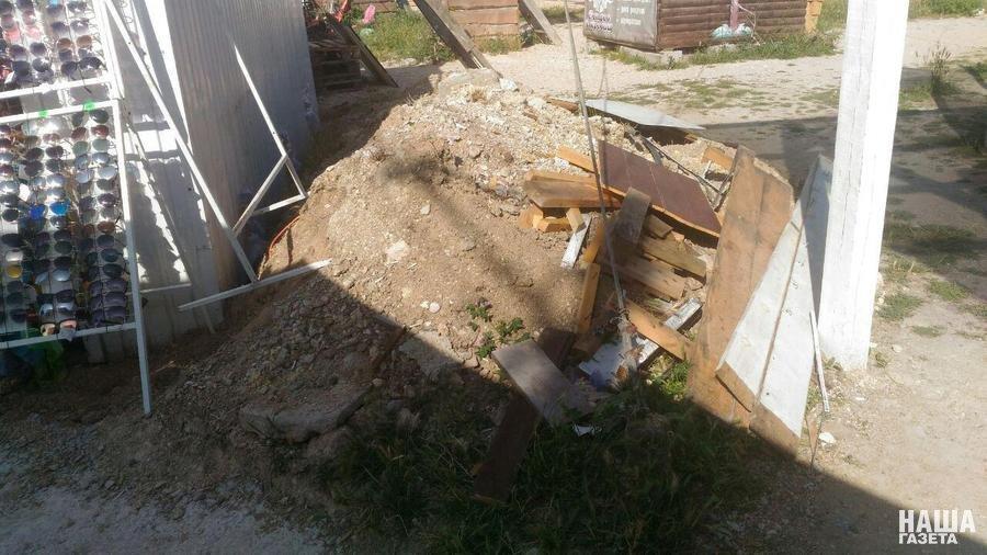 «Убили Крым»: в сети показали жалкое состояние пляжей в оккупированном Севастополе