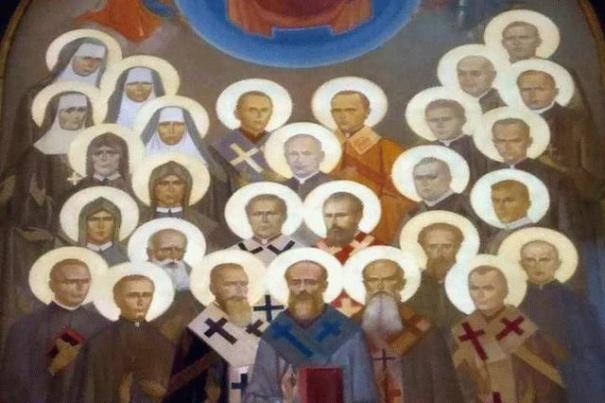 В сельском храме под Львовом на иконе увидели Путина