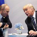 Белый дом готовит встречу Трампа с Путиным: известны детали