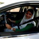 В Саудовской Аравии женщинам разрешили водить автомобиль