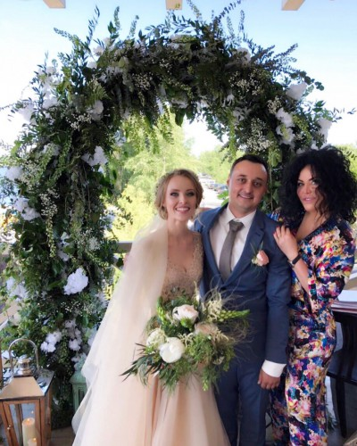 Известная украинская актриса вышла замуж