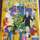 Кремлевская пропаганда в «ЛДНР» дошла до абсурда: для школьников выпустили журнал «Вежливые человечки» (фото)