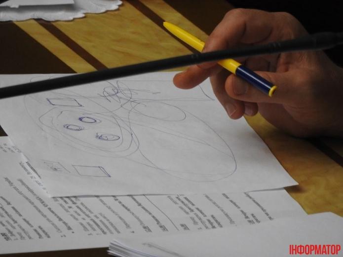 Розробляє план маєтку під Києвом: У соцмережі відреагували на «каракулі» Парубія