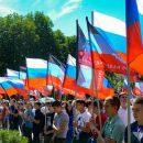 Трэш за гранью: Казанский высмеял празднование дня России в «ДНР»