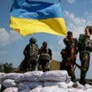 Украинская армия освободила три поселка на Донбассе