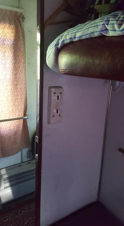 «Бомж-версия»: сеть возмутило состояние вагонов поезда Лисичанск-Ужгород (фото)