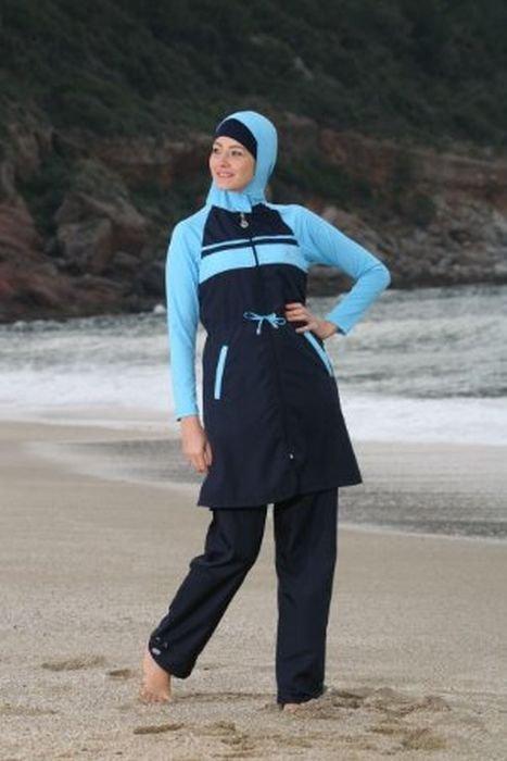 Пляжный сезон по-арабски: как выглядят купальники женщин-мусульманок (фото)