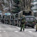 Возле границы замечены колонны российской техники: что происходит